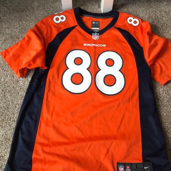 super popular 86d97 290be Broncos Jersey - Thomas 88